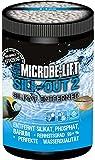 MICROBE-LIFT Sili-Out 2 - Silikatentferner auf Aluminium-Basis für jedes Meerwasser- & Süßwasseraquarium, 1000ml / 720g