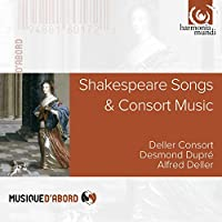 Shakespeare Songs & Consort Music by VARIOUS ARTISTS (2000-10-10)