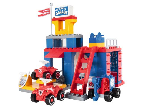 BIG 800057054 - PlayBIG Bloxx Bobby Car Bobby\'s Garage