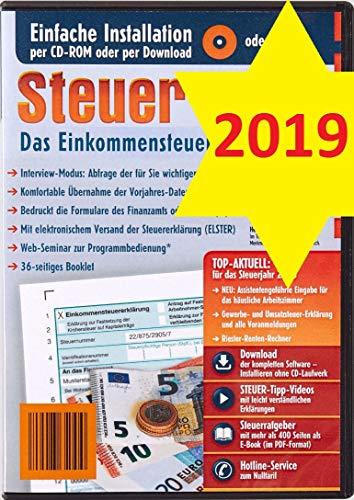 Aldi Steuerprogramm Einkommenssteuer 2019 - Steuer 2019 CD Software