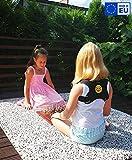 BeFit24 Correcteur de posture pour enfant - Redresse dos - Fun emoji ceinture dos posture - Maintien pour dos droit et épaules - Posture corrector for kids [ 6-10 Ans]