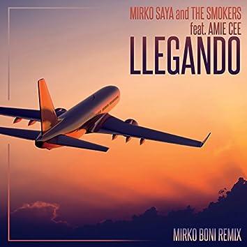 Llegando (feat. Amie Cee) [Mirko Boni Remix]