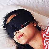 DREAMTIMEJOY Schlafmaske für Damen und Herren, 3D-Augenmaske zum Schlafen, Unisex, hervorragende...