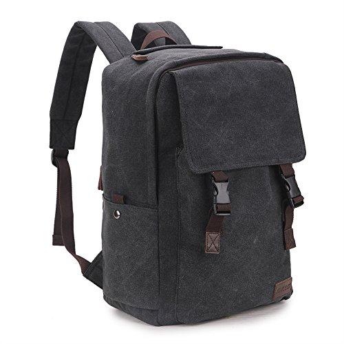 15.6 Zoll Laptop Rucksack Backpack Schulrucksack für bis zu 15.6 zoll Laptop Notebook...