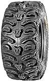 Kenda K587 Bear Claw Trail/Hardpack ATV Radial Tire - 25/10R12 D