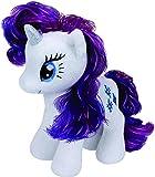 Ty - TY41008 - My Little Pony - Peluche Rarity 20 cm