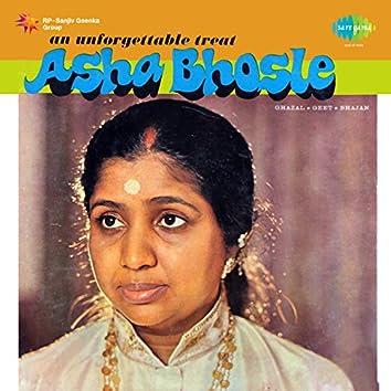 An Unforgettable Treat - Asha Bhosle