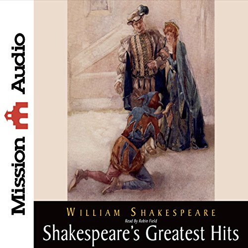 Couverture de Shakespeare's Greatest Hits