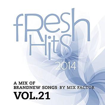 Fresh Hits - 2014 - Vol. 21