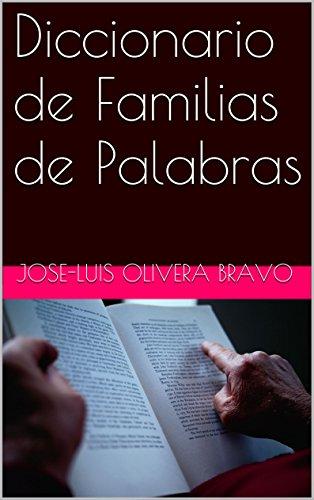 Diccionario de Familias de Palabras