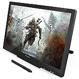 HUION GT-220 V2 Tableta Gráficas IPS Monitor para la Artista (GT-220 V2 Negro)