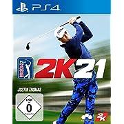 PGA TOUR 2K21 - [PlayStation 4]