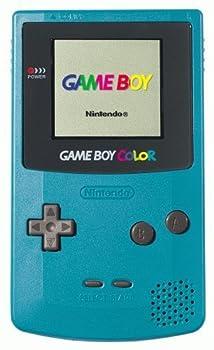 Game Boy Color - Teal  Renewed