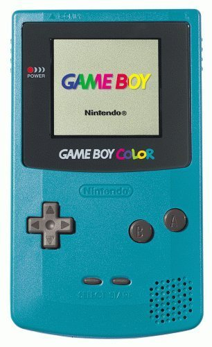 game boy color - 1