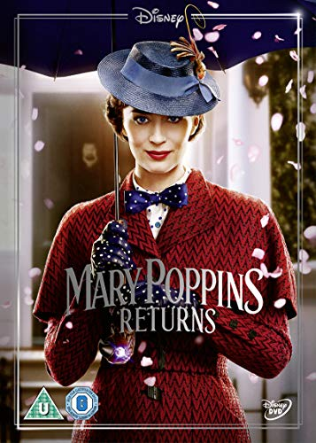 Disney's Mary Poppins Returns [DVD] [2018]