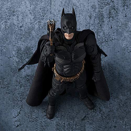 6 Pollici SHF Batman DC The Dark Knight Animato Carattere Di Modello Collection Action Figure Modello Giocattoli Regalo Per I Bambini
