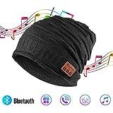 Pococina Bonnet Bluetooth 4.2 avec microphone intégré