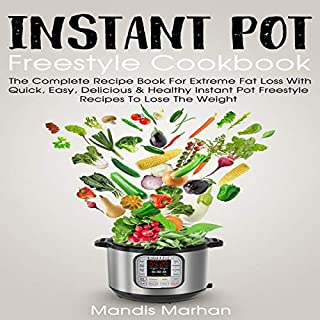 Instant Pot Freestyle Cookbook cover art