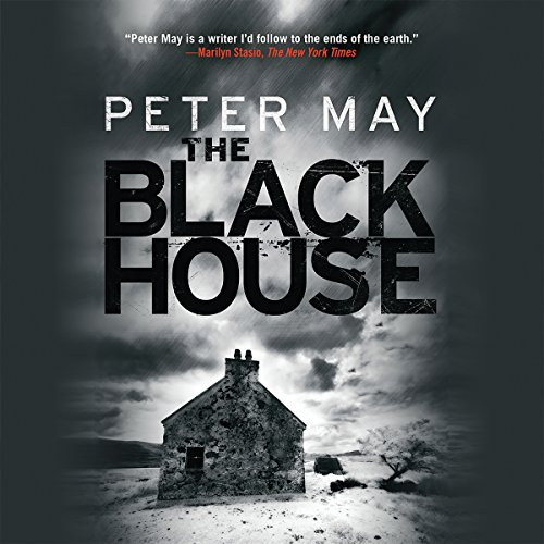 The Blackhouse audiobook cover art