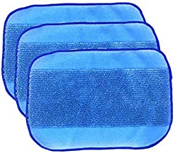 PAEW 3PCS/SET Mopping Cloths Microfiber Mopping Cloths For iRobot 380t 320 4200