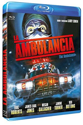 La Ambulancia BD 1990 The Ambulance Blu-ray
