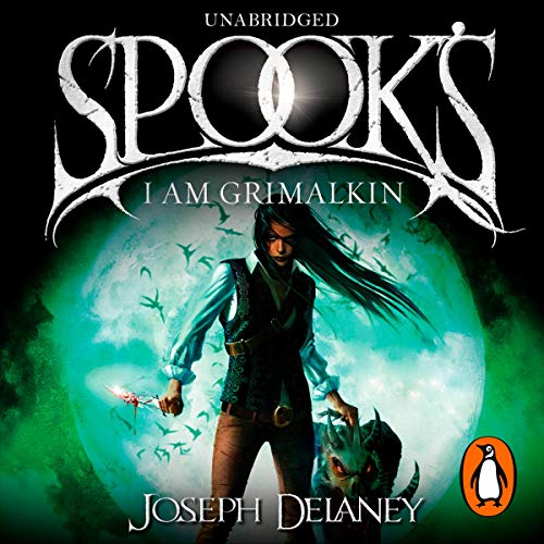 Spook's: I Am Grimalkin cover art