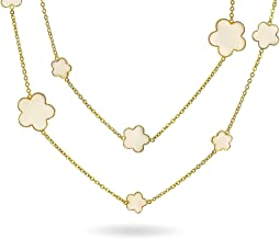 Best van cleef and arpels necklace white gold Reviews