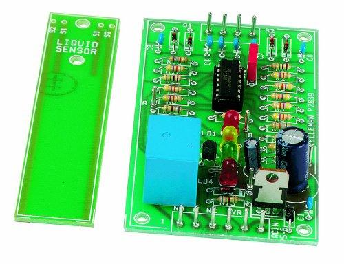 VELLEMAN - K2639 Flüssigkeitstandsmelder, Bausatz 840068