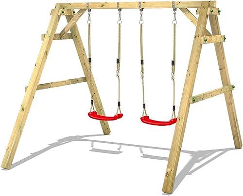 barato y de alta calidad Columpio Columpio Columpio infantil de madera WICKEY Sky Dancer Prime  precios ultra bajos