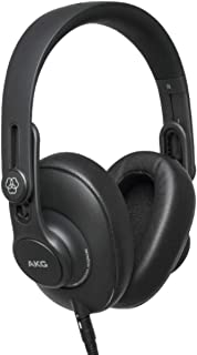 AKG Pro Audio K361 Over-Ear, Closed-Back, Foldable Studio Headphones