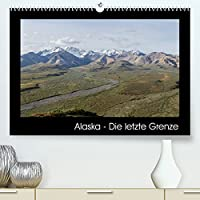 Alaska - Die letzte Grenze (Premium, hochwertiger DIN A2 Wandkalender 2022, Kunstdruck in Hochglanz): Einzigartige Landschafts- und Tieraufnahmen geben Einblicke in die spektakulaere Wildnis Alaskas (Monatskalender, 14 Seiten )