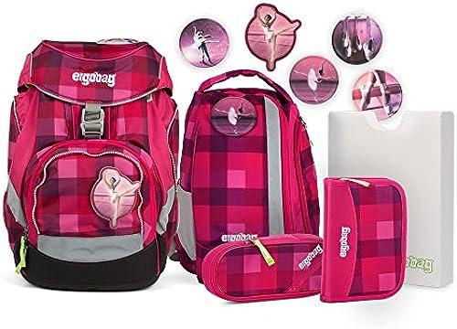 Ergobag Pack – Schulrucksack Set 6tlg. - Motive (RhabarB