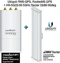 ANTENA SECTORIAL UBIQUITI AIRMAX AM-5G20-90
