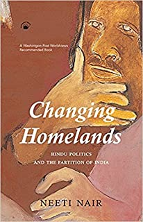 CHANGING HOMELANDS (PB) [Paperback] [Jan 01, 2016] NEETI NAIR