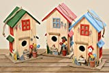 Casa Del Pájaro Casita Para Pájaros...