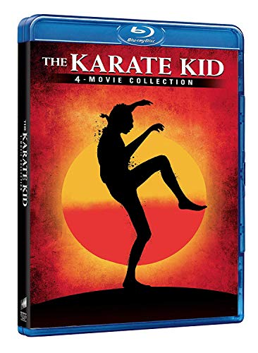 The Karate Kid 1-4 (Box 4 Br)