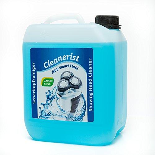 5 L Cleanerist Jet & Smart Fluid Reinigungsflüssigkeit passend für Philips Rasierer geeignet für HQ203/50 und HQ 200/50-