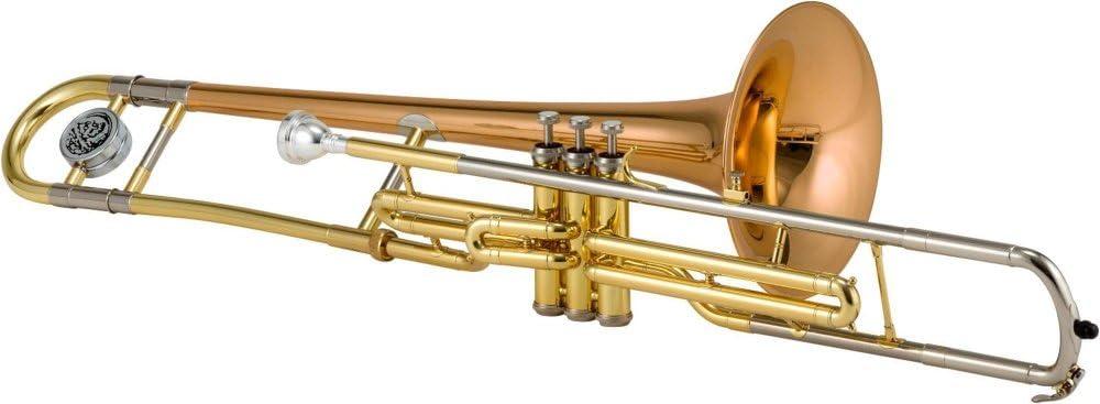 Jupiter Series C Valve Industry No. 1 Trombone Nippon regular agency JTB720V Rose Brass Bell Lacquer