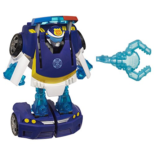 Playskool Heroes Transformers Rescue Bots Energize Chase the...