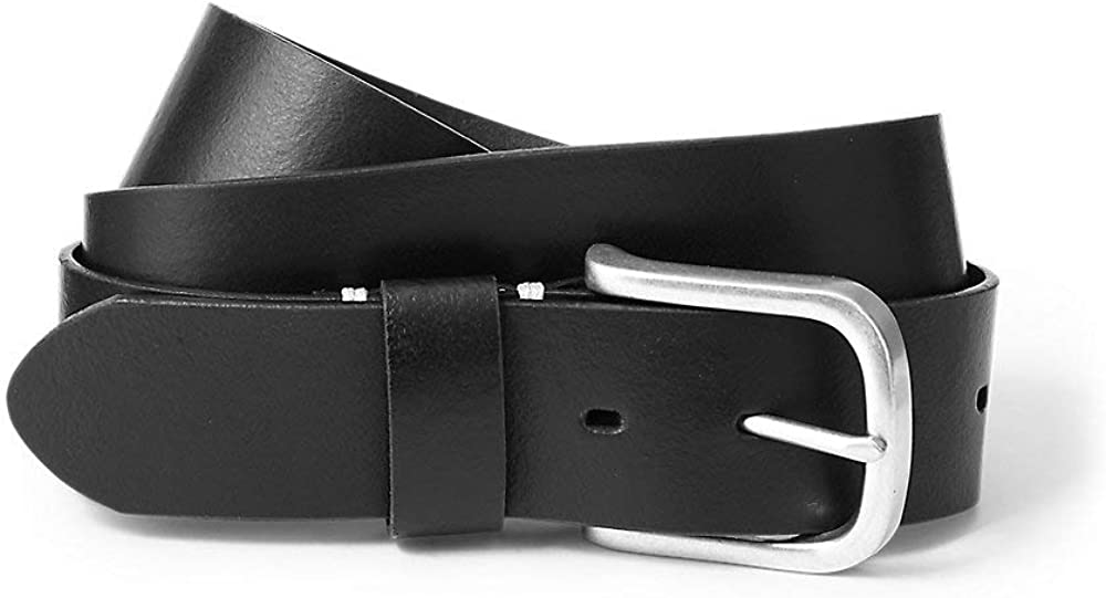 Beauty products Eddie Bauer Men's Leather Recommended Belt Everyday