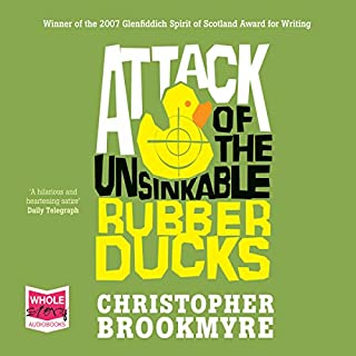 Attack of the Unsinkable Rubber Ducks cover art