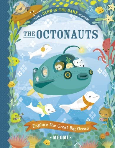 The Octonauts Explore The Great Big Ocean product image
