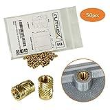 ruthex® inserto roscado M3 (50 piezas) | Casquillos...