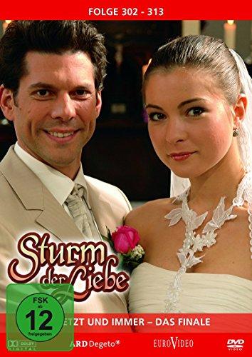 Sturm der Liebe 31 - Folge 302-313: Für jetzt und immer - Das Finale (3 DVDs)