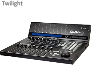 Icon Pro Audio QCon Pro X - USB MIDI Controller Station with Motorized Faders