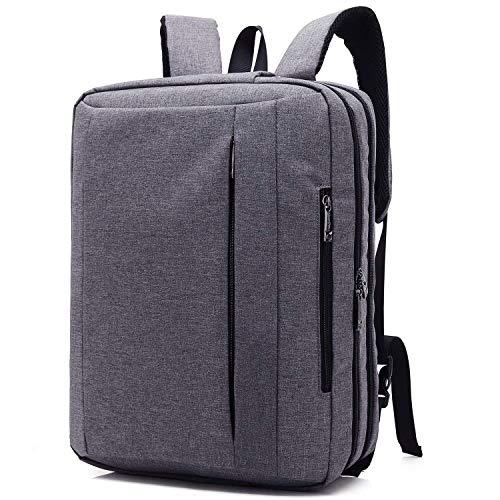 FANQIECHAODAN Sac à dos convertible pour ordinateur portable Sac à bandoulière pour ordinateur portable Sac à bandoulière Sac à dos de voyage multifonctionnel Pour sac à dos de randonnée Convient à l'