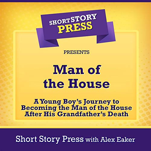 Man of the House audiobook cover art