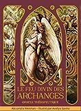 Le feu divin des archanges - Oracle thérapeutique