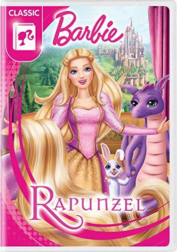 Barbie As Rapunzel [Edizione: Stati Uniti] [Italia] [DVD]