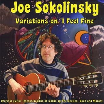 "Variations On ""I Feel Fine"""